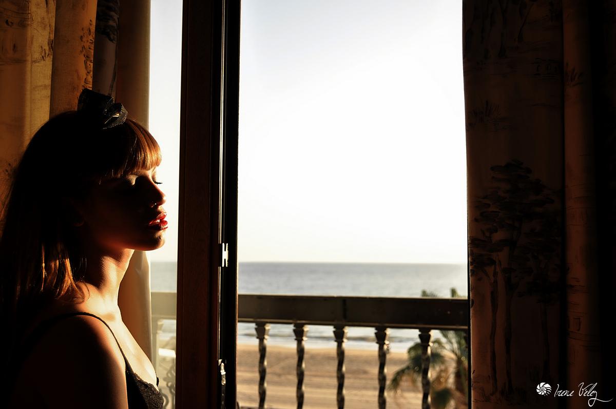 Fotografia Boudoir Hotel Playa Regla Chipiona Cadiz